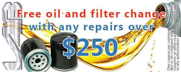 Lincolnwood auto body complete auto repair auto maintance for Mercedes benz oil change coupon