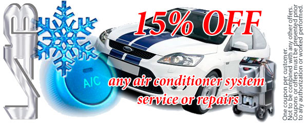 Air Conditioner System Service >> LINCOLNWOOD AUTO
